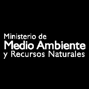 Logo Ministerio de Medio Ambiente y Recursos Naturales